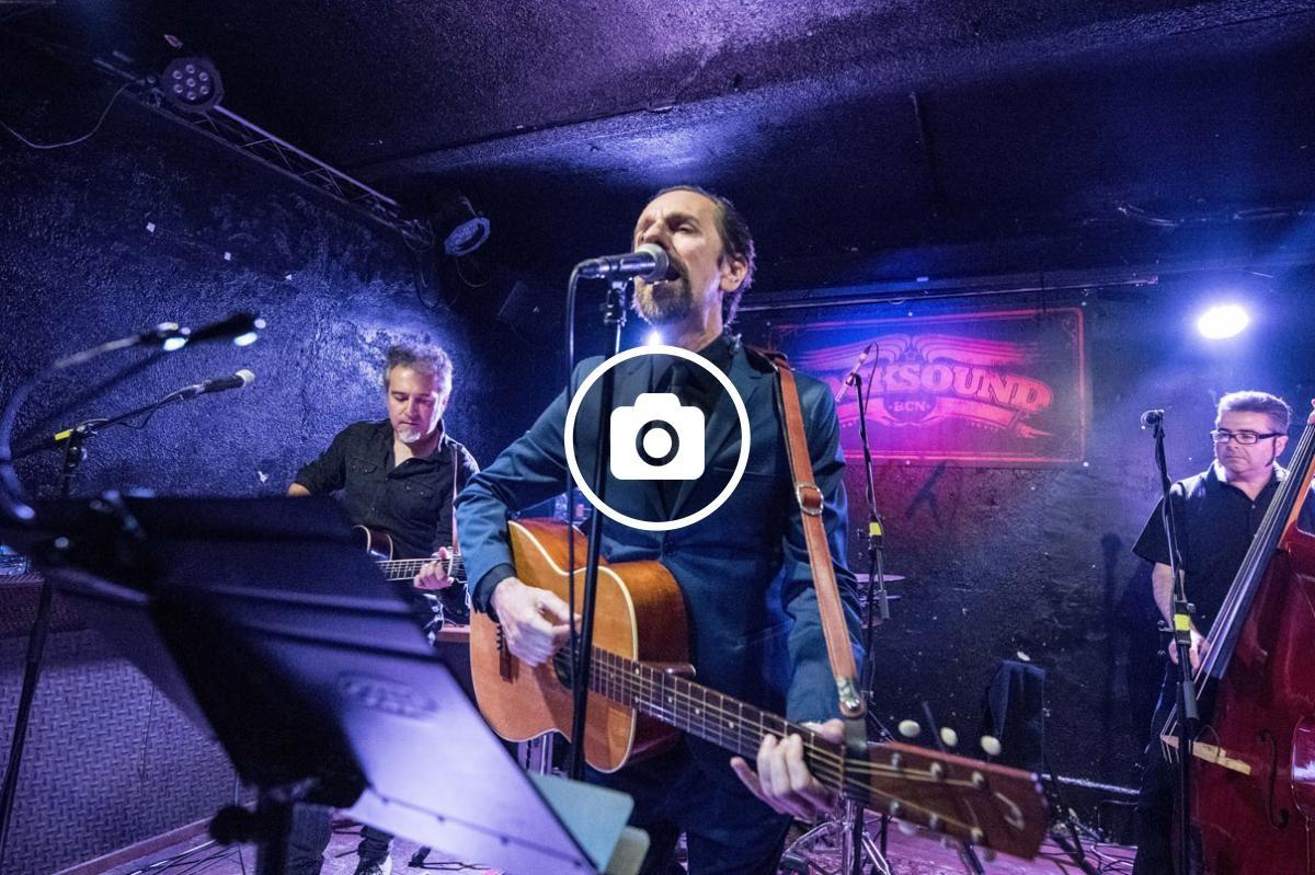 Diego Vasallo en directe a la sala Rocksound