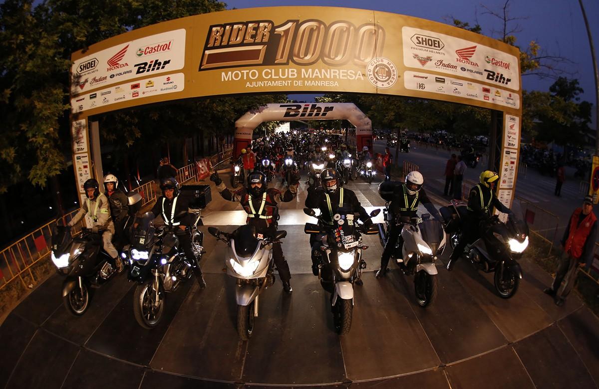 La sortida es farà esglaonada de sis en sis motos a partir de les 6.00h