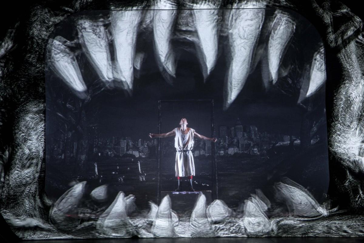 Imatge de 'Miedo', el nou espectacle d'Albert Pla