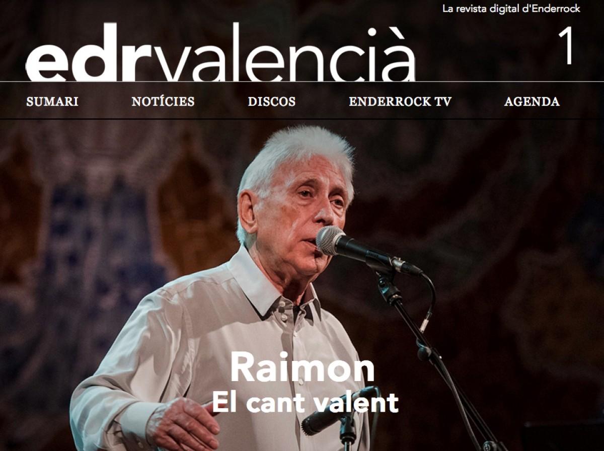 Portada del primer EDR Valencià