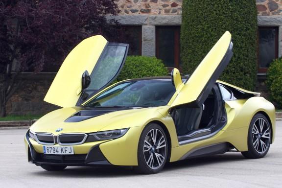 Provem el BMW i8