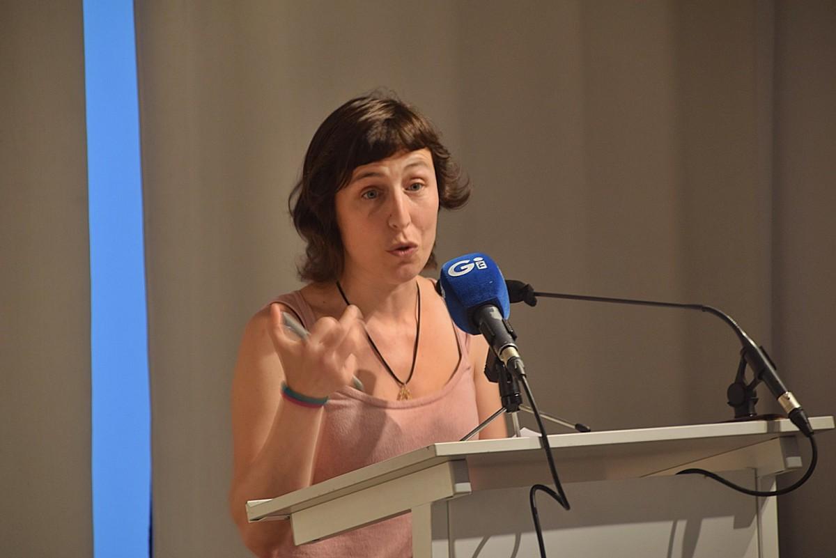 Laia Pèlach manté la denúncia de masclisme al si de la Diputació de Girona.