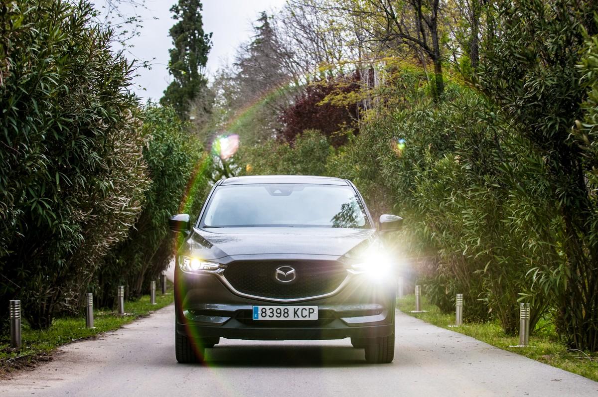 El nou Mazda CX5, elegancia i confort