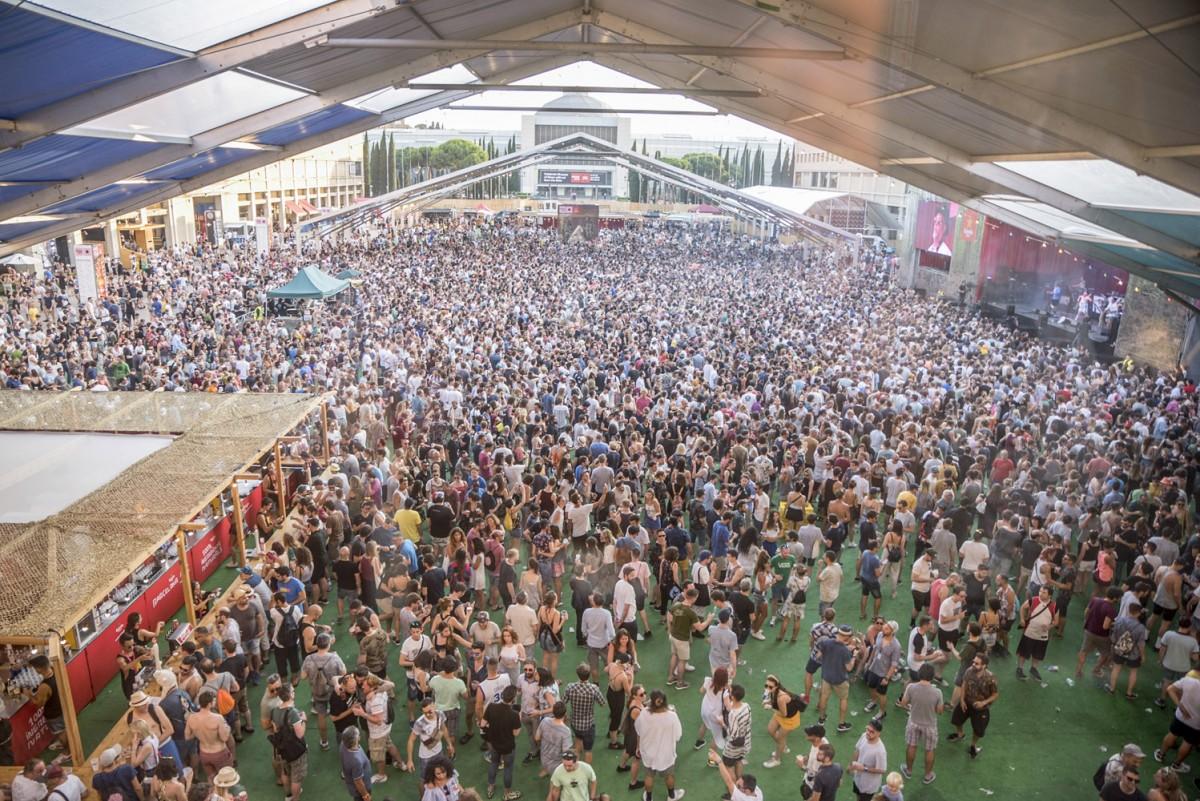 El festival Sónar se celebra del 14 al 16 de juny a Barcelona i l'Hospitalet de Llobregat