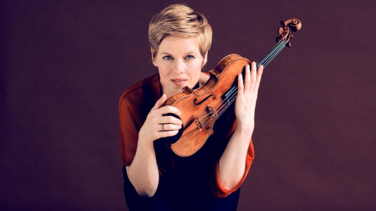 Isabelle Faust actuarà a Girona el 30 de juny i l'1 de juliol