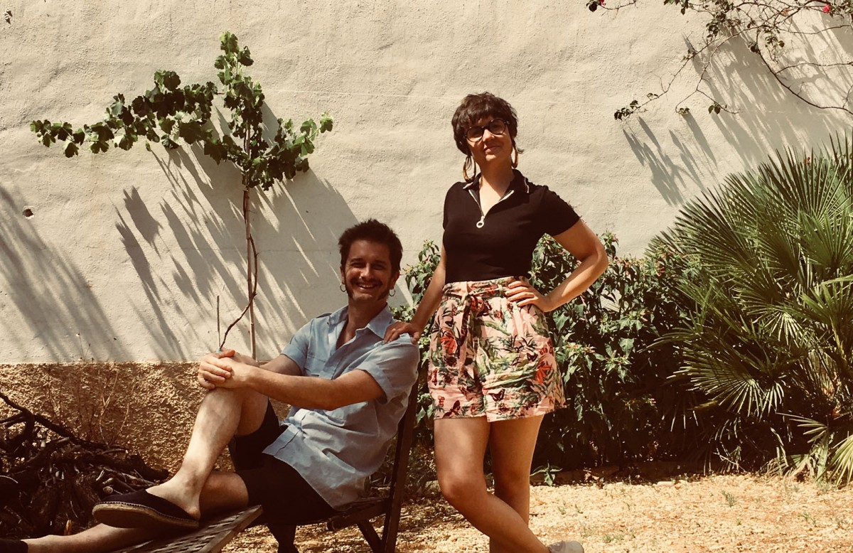 Jaume Guerra i Roser Cruells