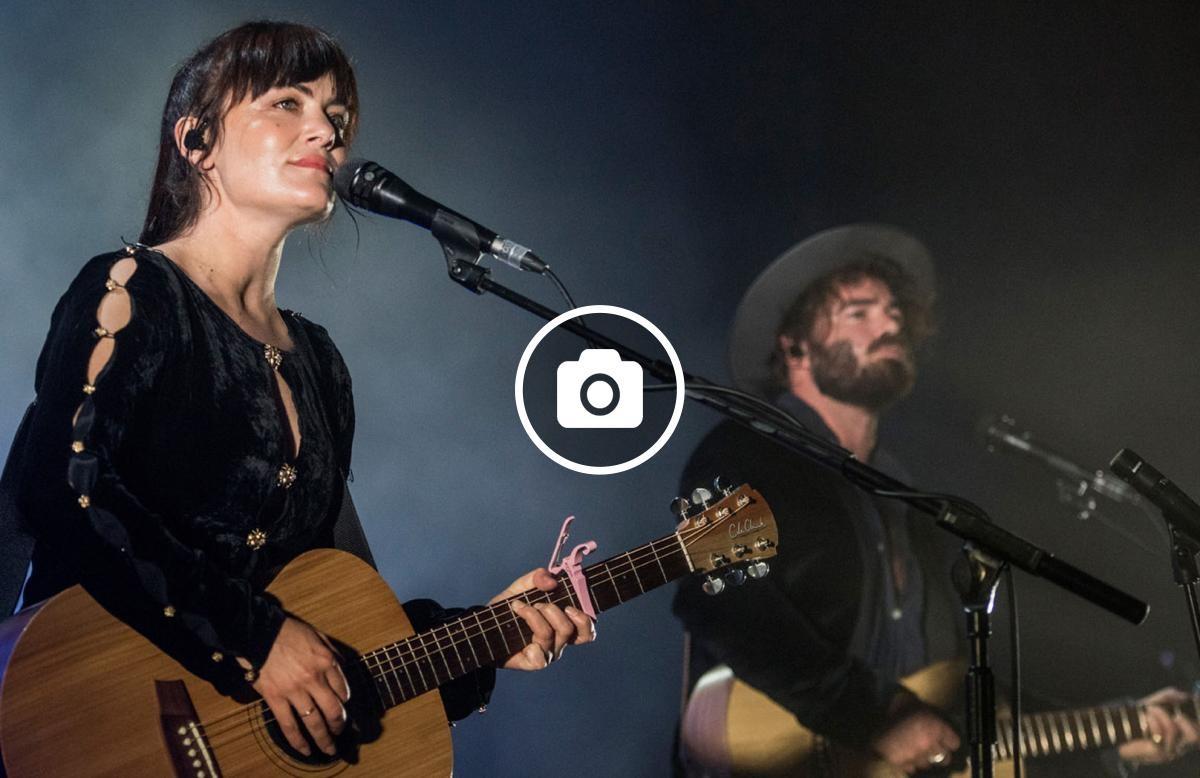 Angus & Julia Stone en concert