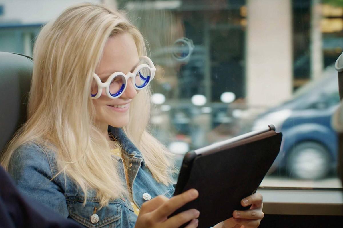 Viatjar amb comoditat es possible amb les ulleres antimareig