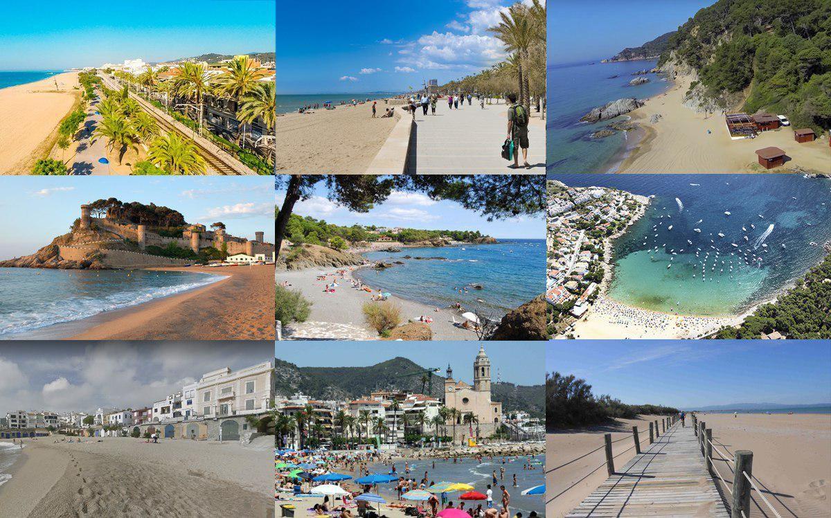 Catalunya té 101 platges amb bandera blava