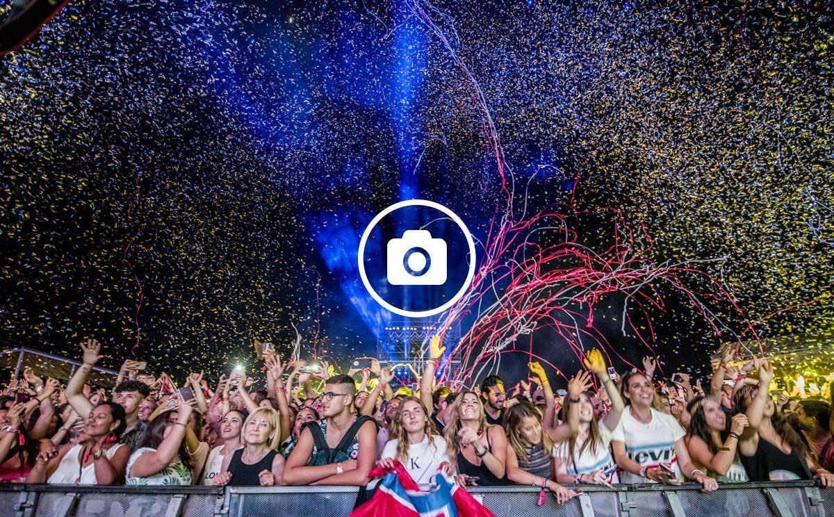 57.000 persones van assistir al festival durant els 3 dies