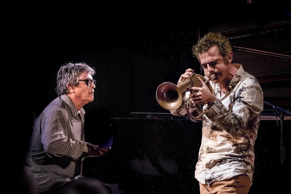 Chano Domínguez i Paolo Fresu