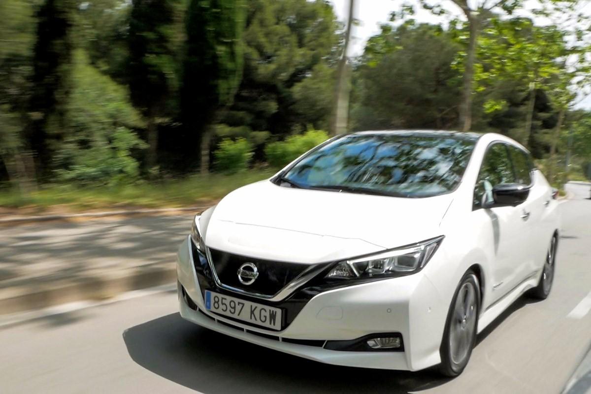 El Nissan Leaf és el cotxe elèctric més venut del món