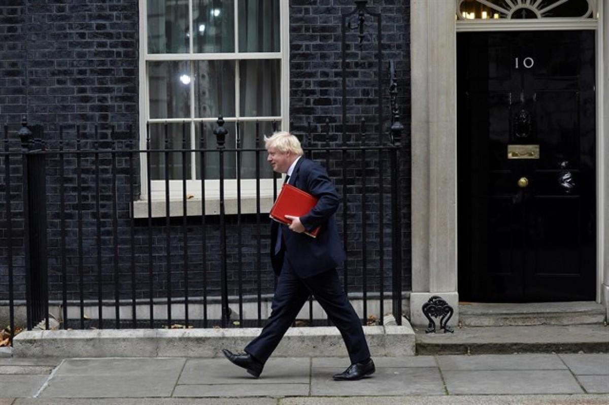 Boris Johnson, nou primer ministre britànic.