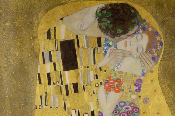 El petó de Klimt