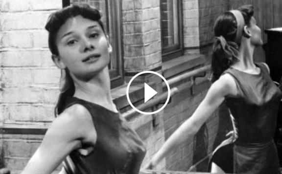 Audrey Hepburn i «El cant dels ocells»