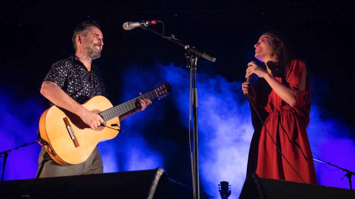 Jorge Drexler i Judit Neddermann