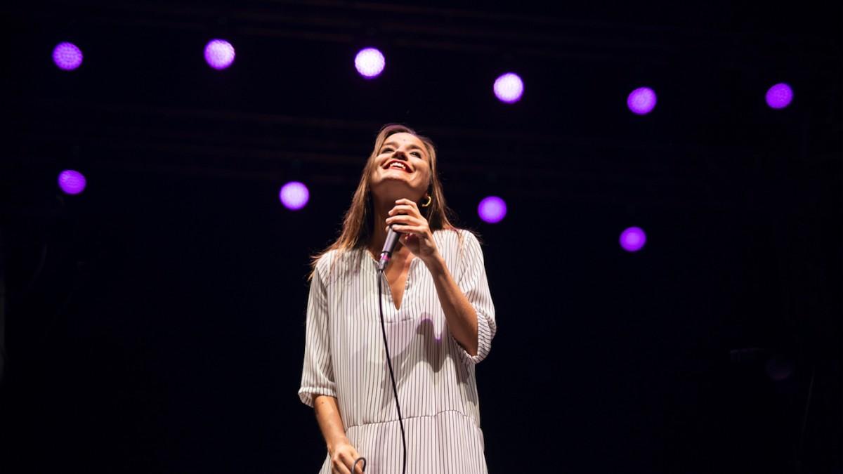 Judit Neddermann va guanyar el Premi Cerveri 2018 per la lletra de la cançó