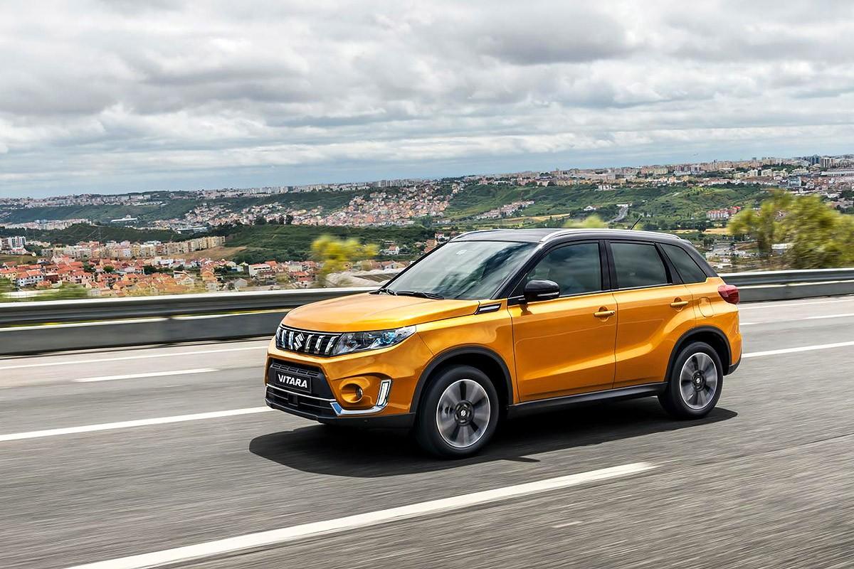 El nou Suzuki Vitara arribarà a finals de Setembre