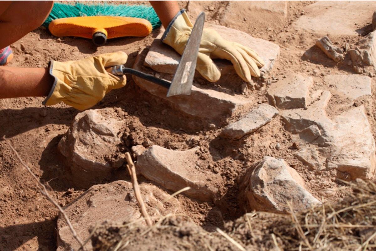 Una excavació de Puig Ciutat