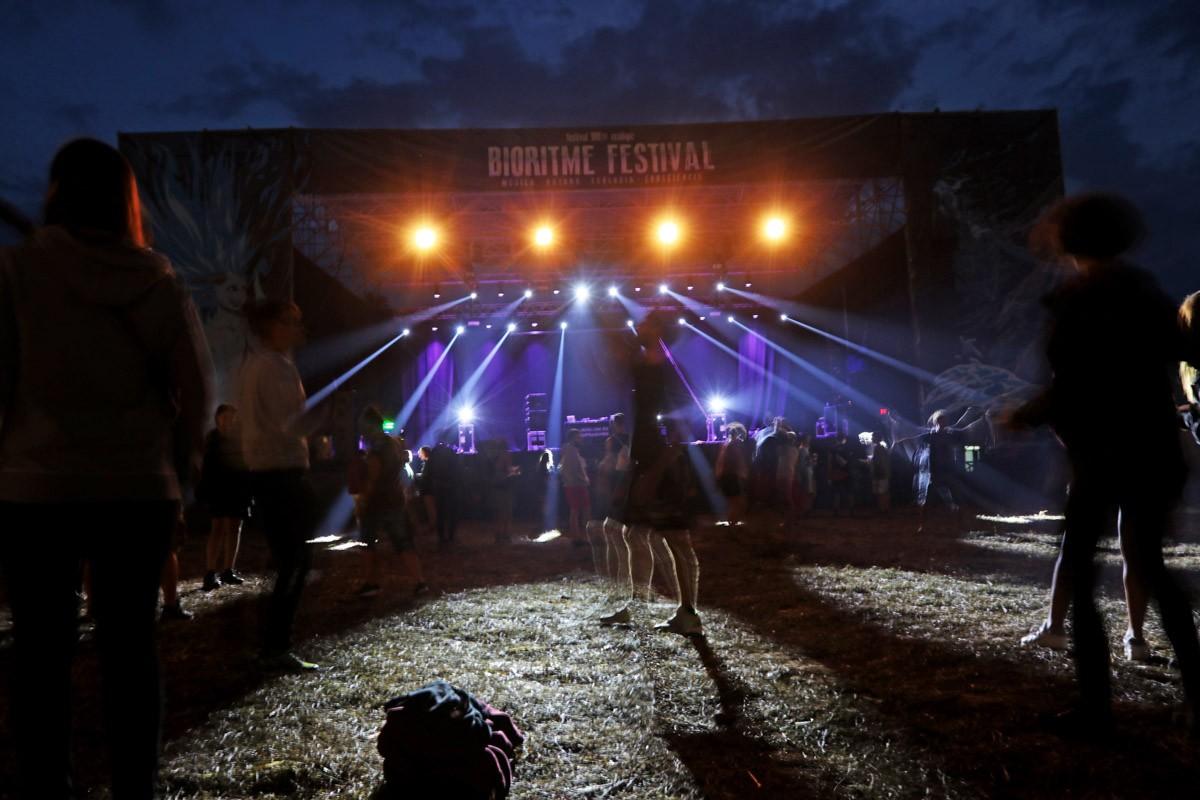 Música, activisme, consciència i aigua al BioRitme del pantà de Sau.