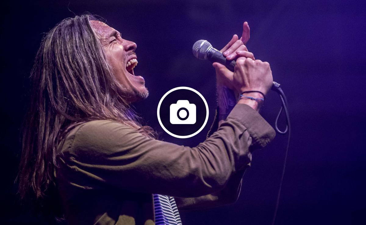 Brandon Boyd, cantant d'Incubus
