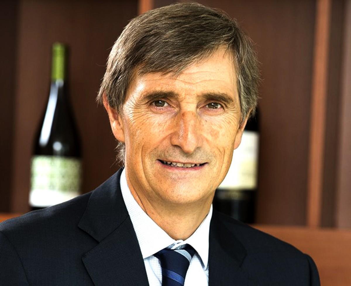 Javier Pagès, conseller delegat del Grup Codorníu Raventós