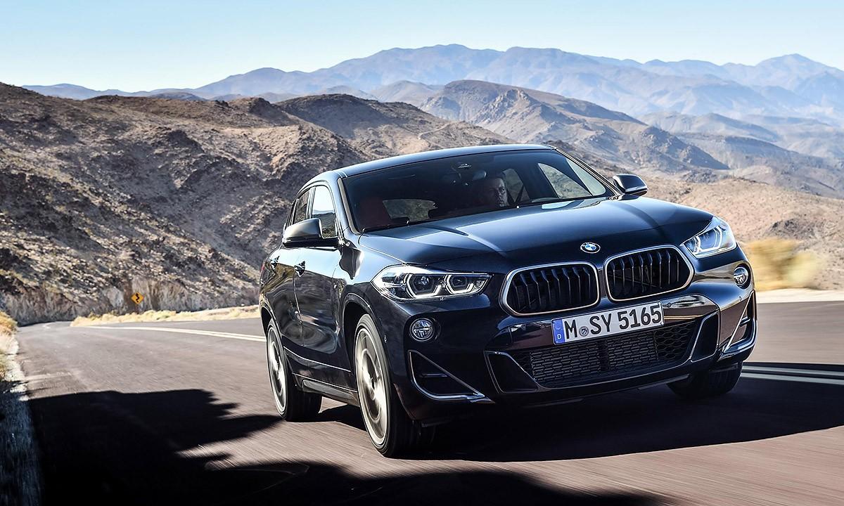 El límit de la gamma del BMW X2 és un automòbil M Performance