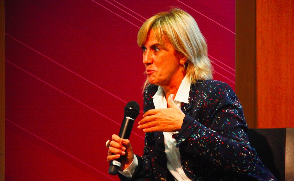 Gemma Nierga presenta el seu nou programa a TV3
