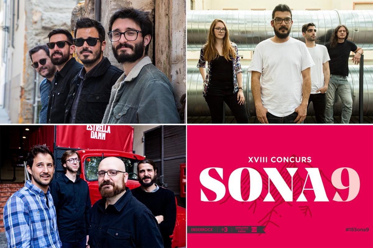 Sona9 al BAM