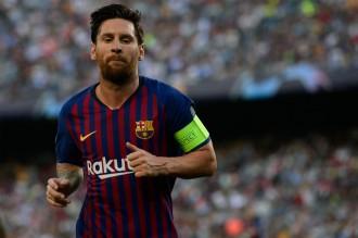 Messi demostra al PSV que té fam de Champions (4-0)
