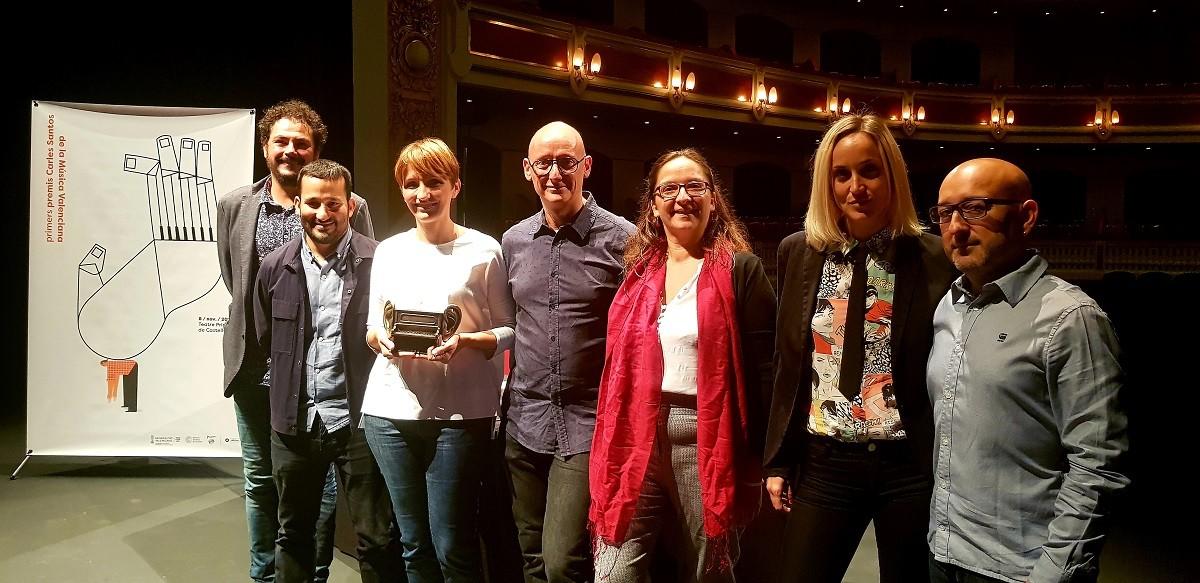 Presentació dels Premis de la Música Valenciana