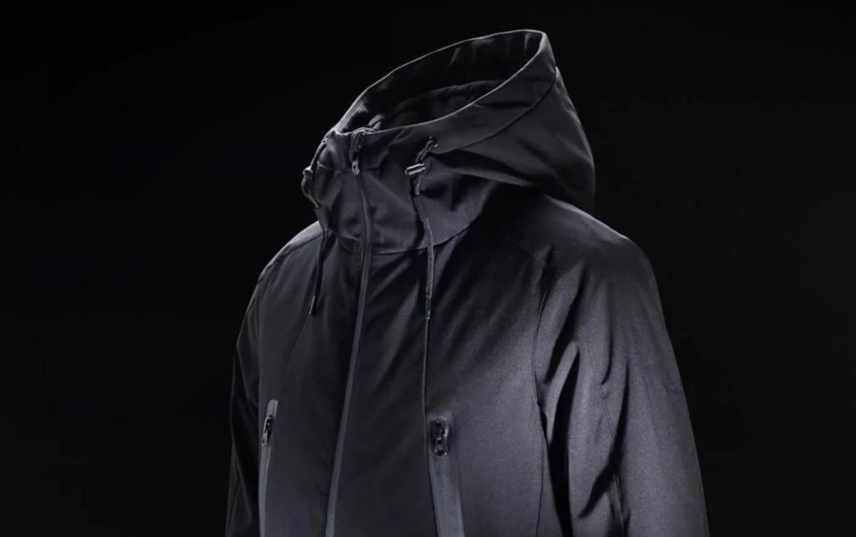La nova jaqueta calefactable.