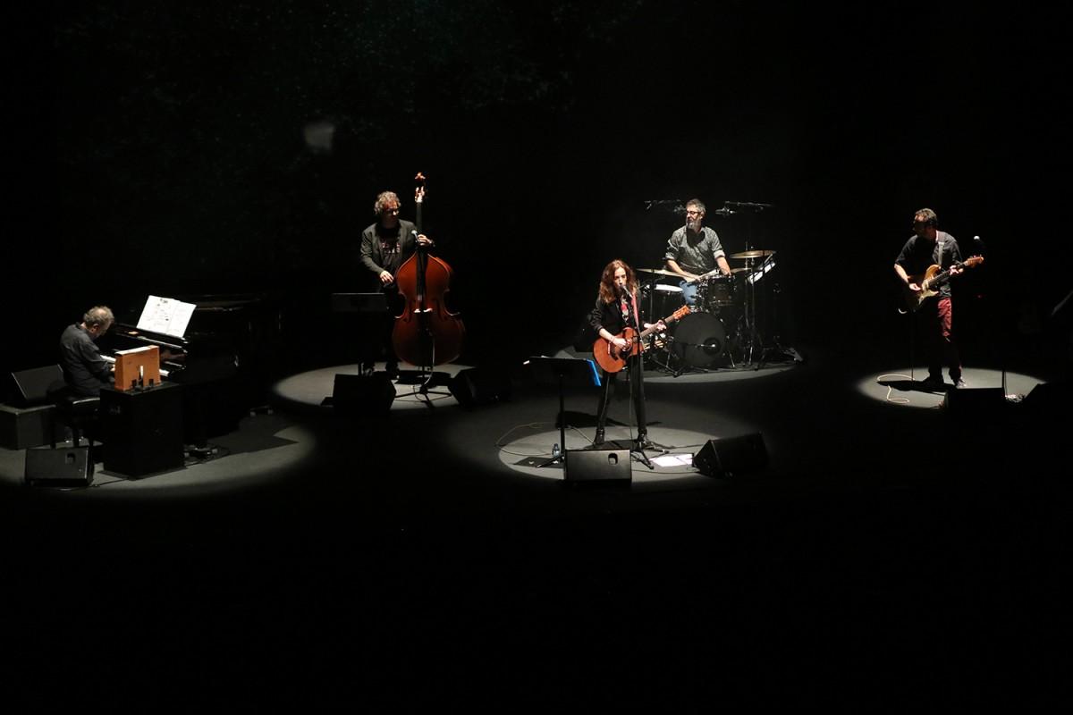 Ivette Nadal presentant 'Arquitectura primera' i celebrant 10 anys als escenaris