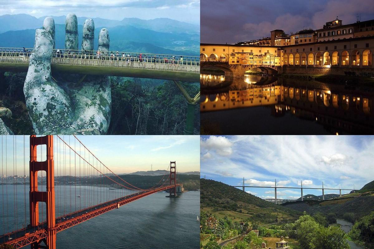 Ponts d'arreu del món
