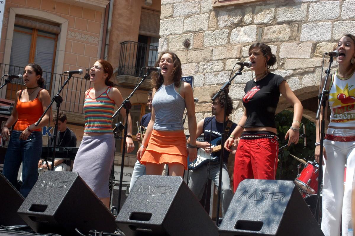 Macedònia en directe l'any 2003