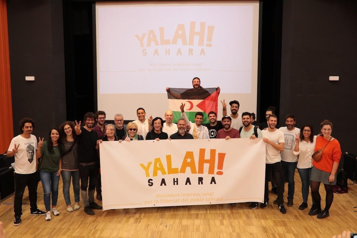 Organització del Yalah! Sahara