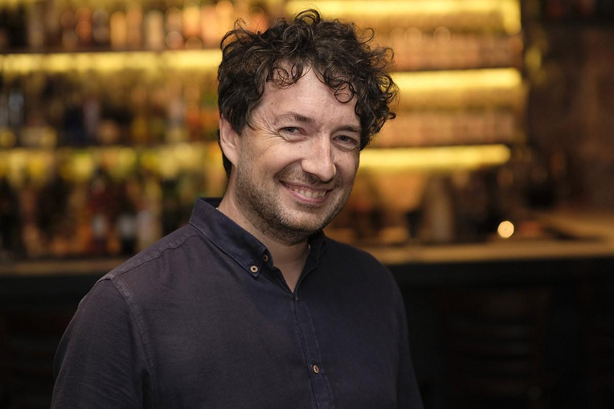 Nico Bour és cofundador d'Uvinum