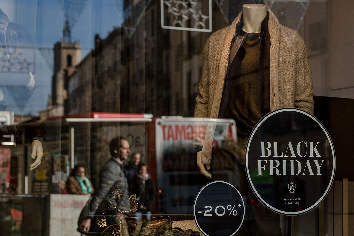 La campanya del Black Friday