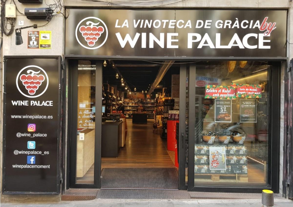 Vinoteca de Gràcia by Wine Palace