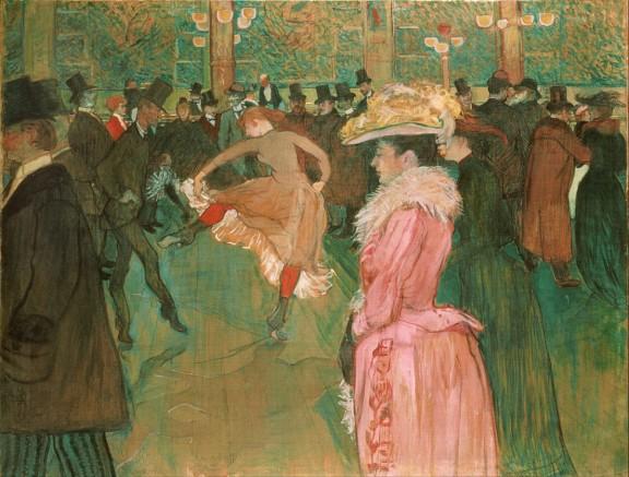 Toulouse-Lautrec, del saló al llit