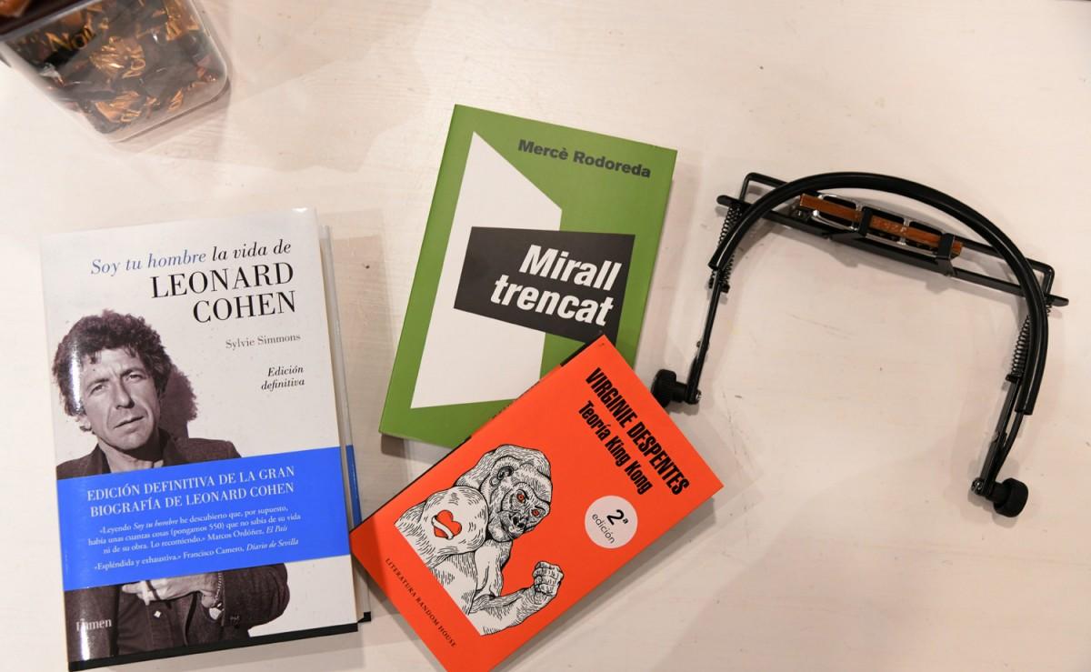 Llibres i música