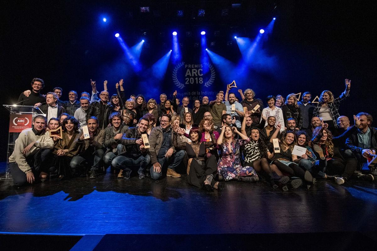 Premis ARC 2018