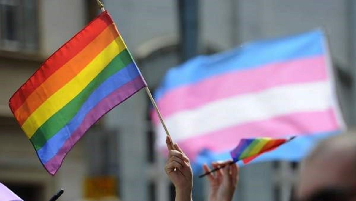 Banderes LGTBI i trans
