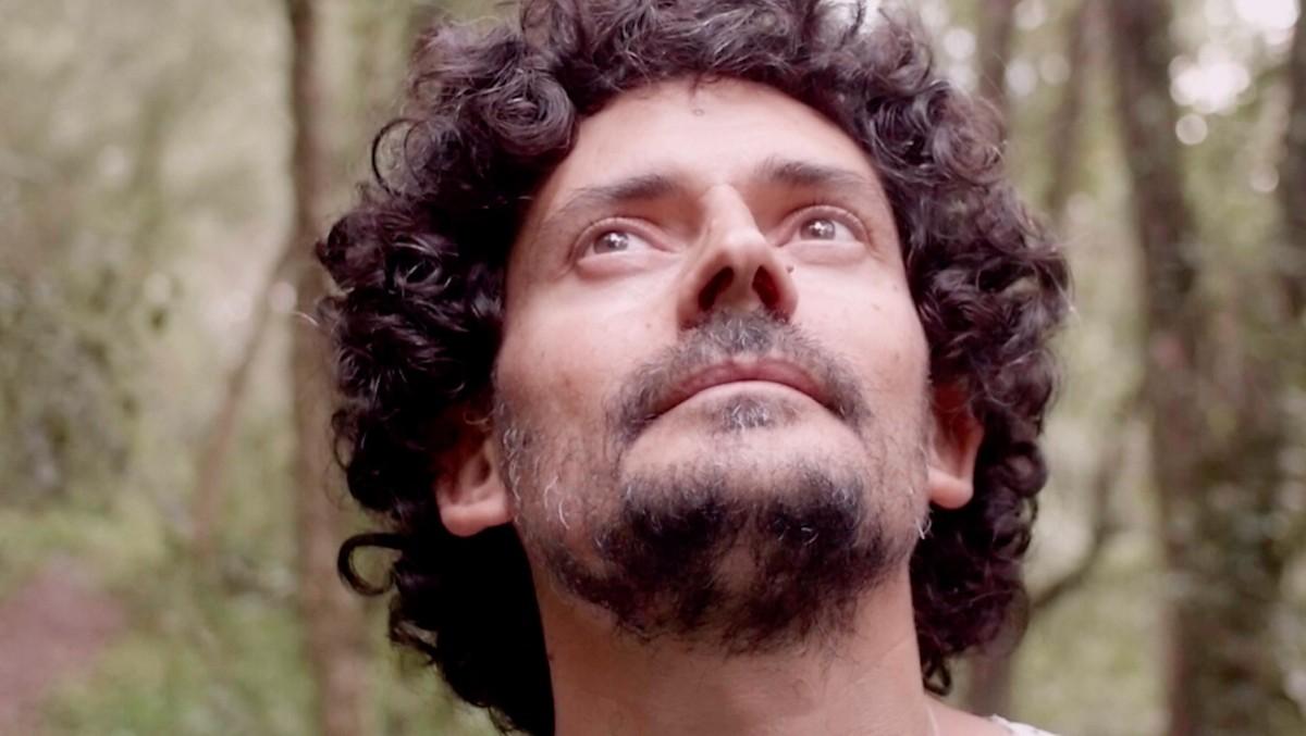 Eduard Costa com a L'Últim Indi
