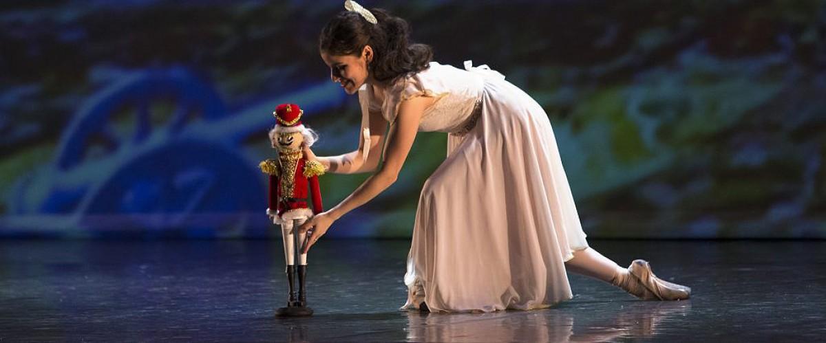 Adaptació del Ballet de Catalunya de «El Trencanous»
