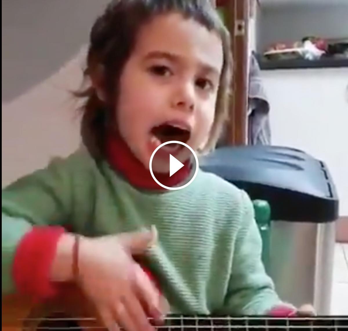 La Greta cantant