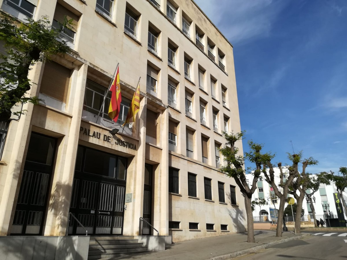 Audiència de Tarragona.