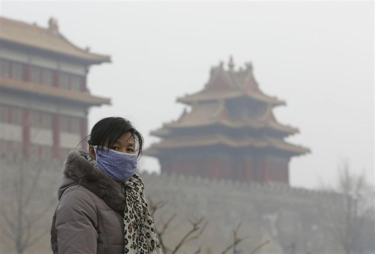 Una dona a la Xina