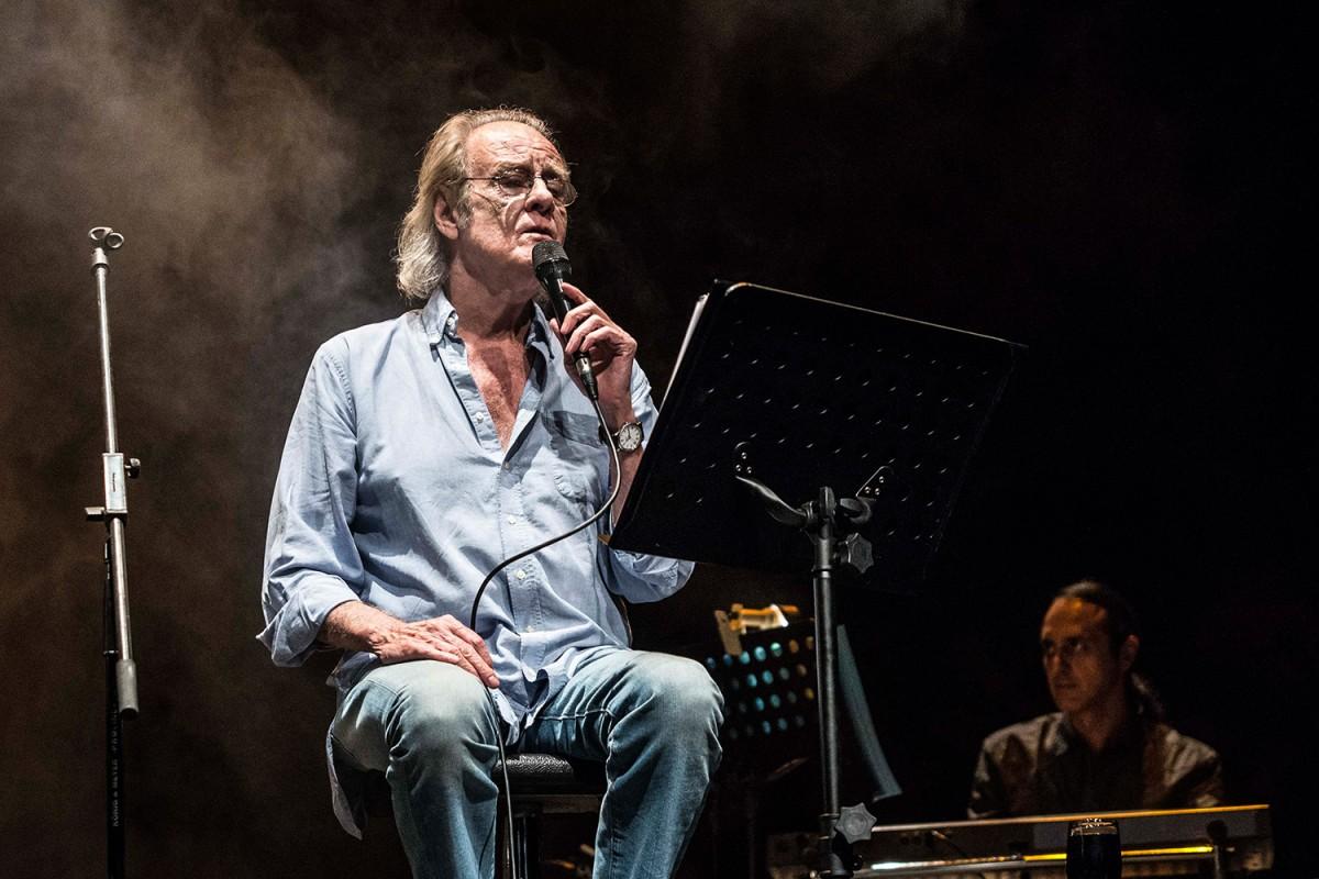 Luís Eduardo Aute a l'Acústica de l'any 2014
