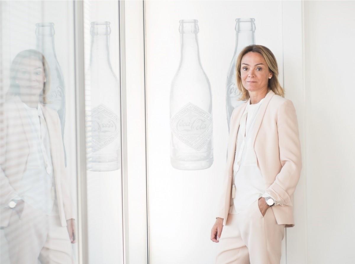 Sol Daurella, presidenta de Coca-Cola European Partners